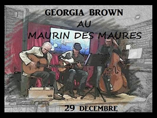 georgia-brown