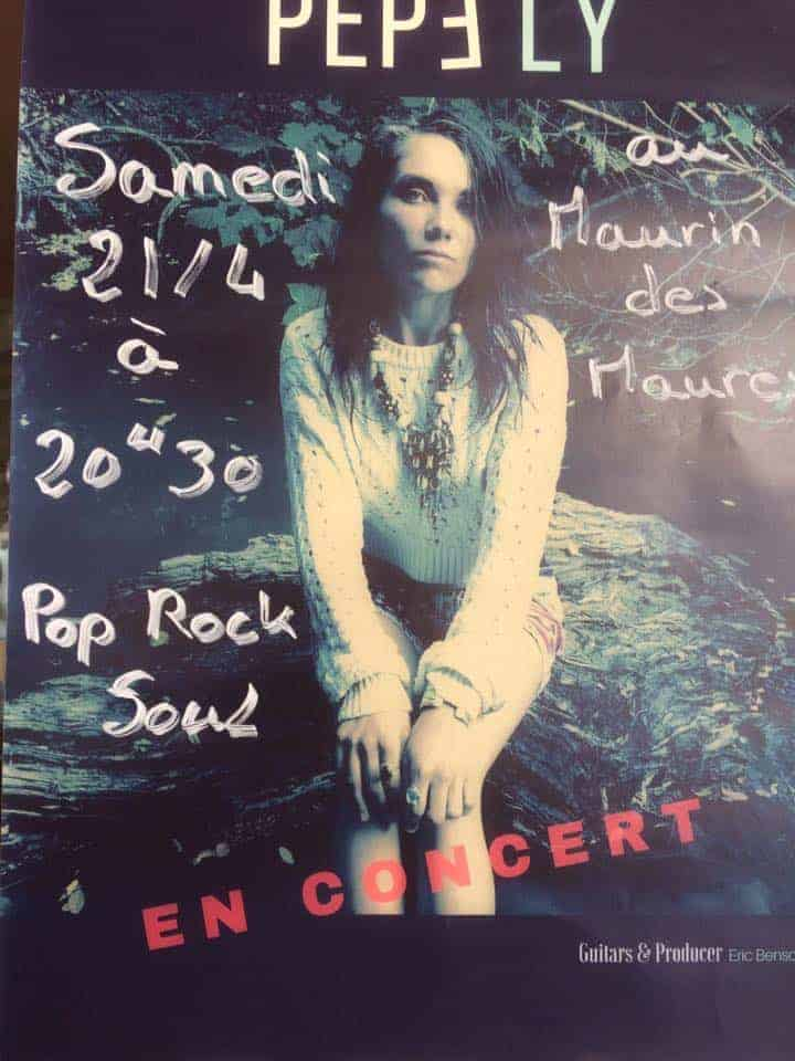concert de pop rock soul