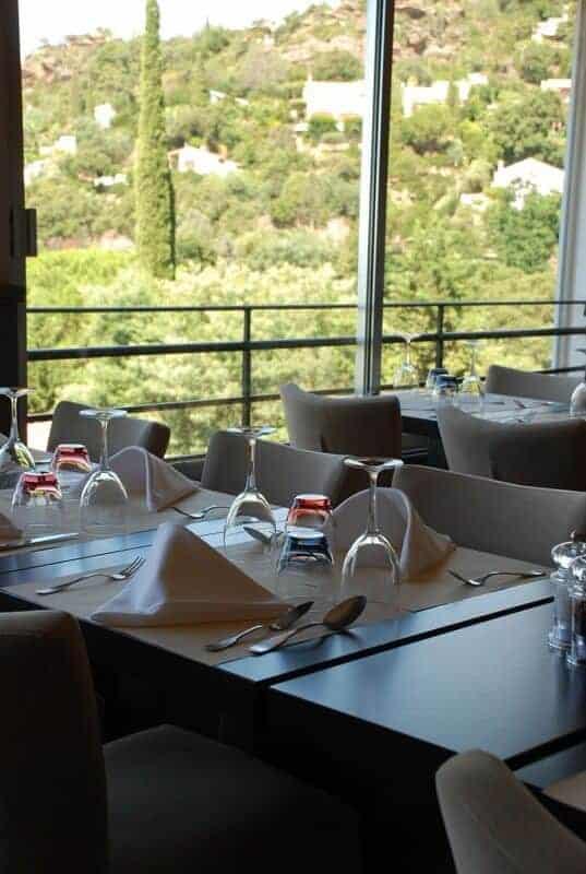 Restaurant Maurin Des Maures Avenue Du Touring Club Rayol Canadel Sur Mer